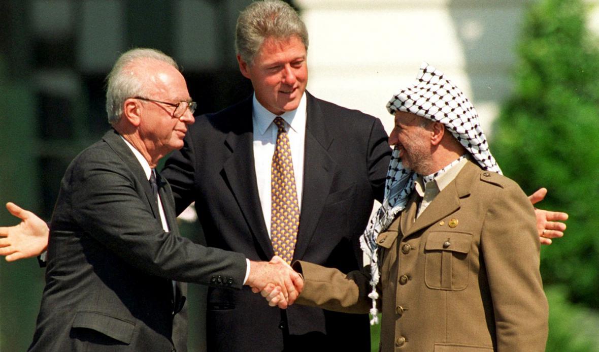 Dohoda z Osla v roce 1993