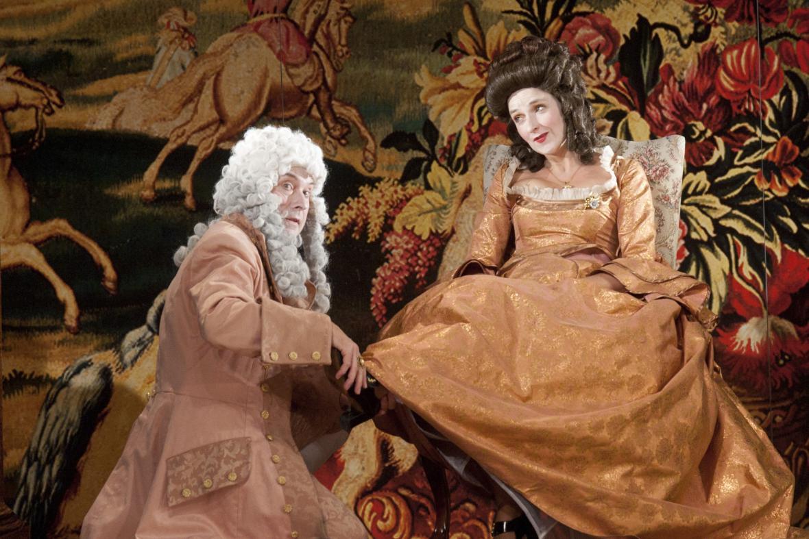 Představení Lucerna ve Slováckém divadle