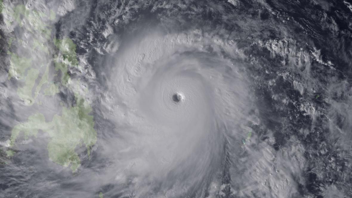 Tajfun Haiyan