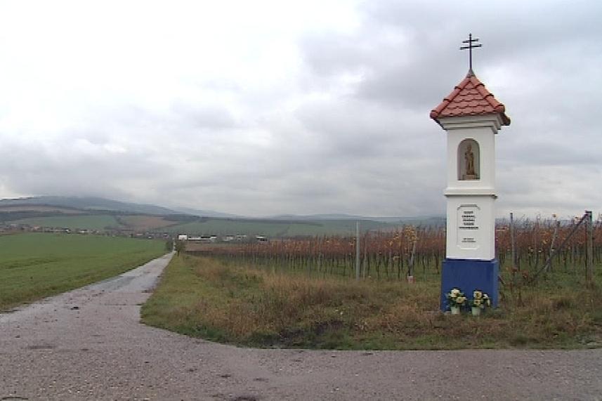 Okolí obce Blatnička