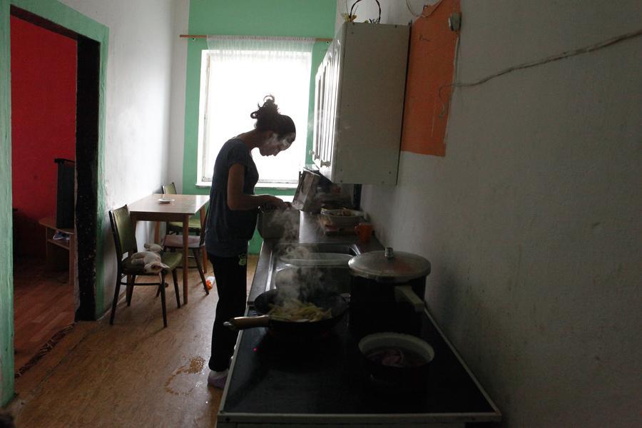 Opavský Rom pracuje po rekvalifikaci jako terénní pracovník