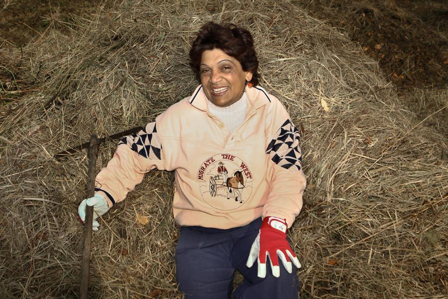 Opavská Romka pracuje po rekvalifikaci jako zahradnice