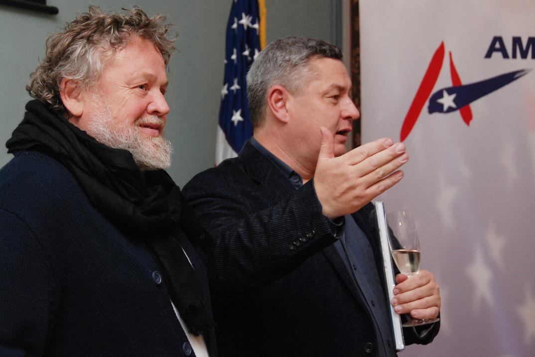 Antonín Kratochvíl a Martin Froyda