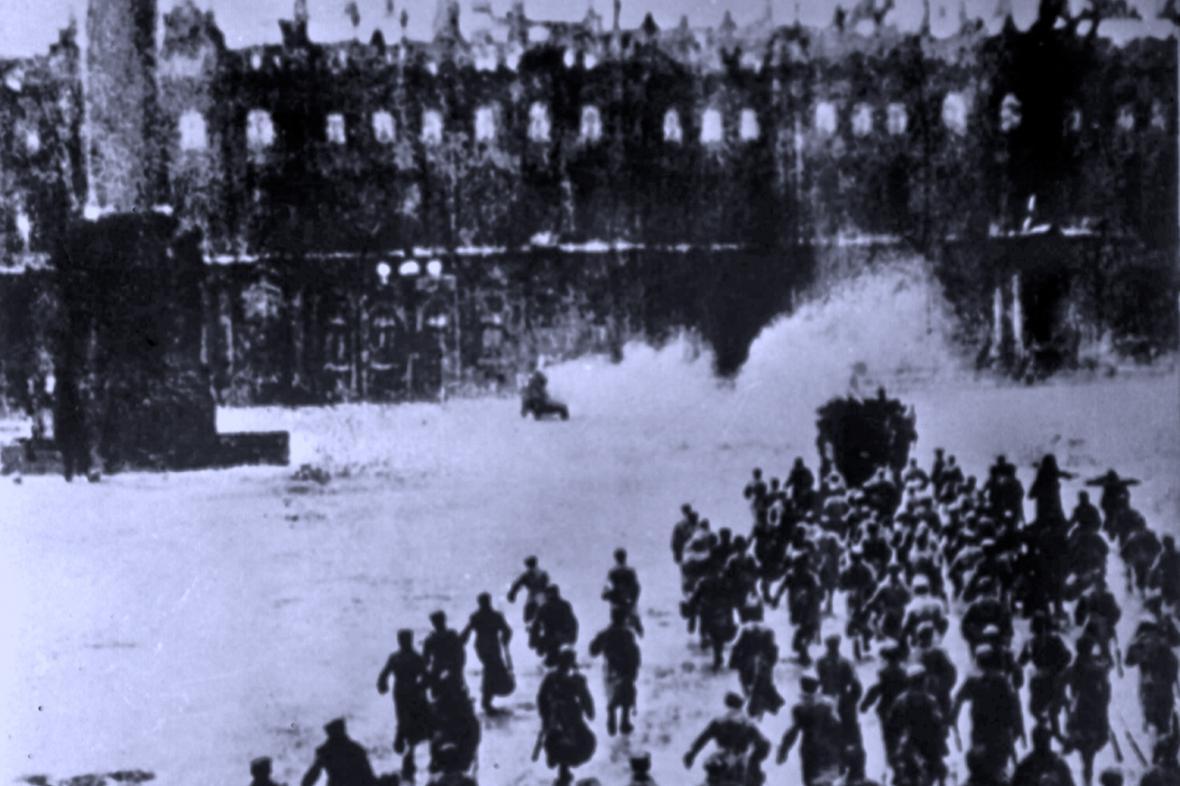Útok na Zimní palác
