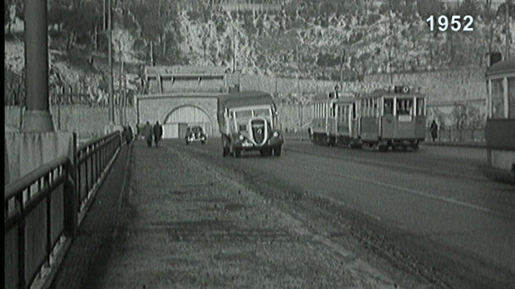 Při stavbě Letenského tunelu