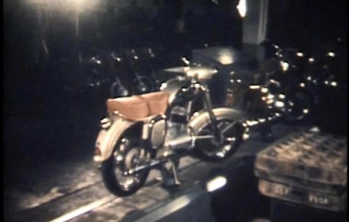 Miliontá Jawa v roce 1958