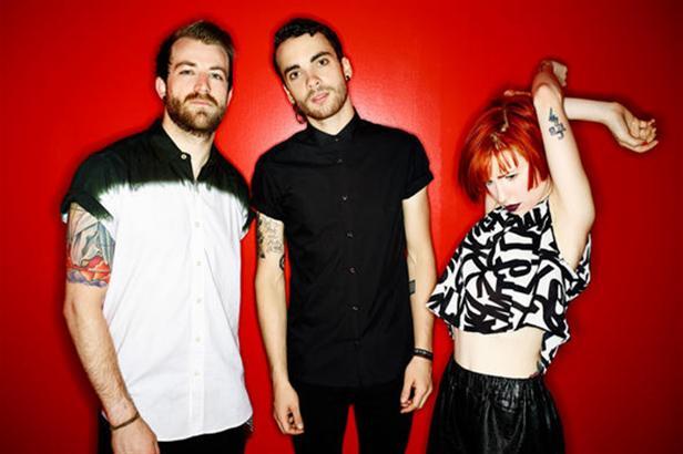 Skupina Paramore
