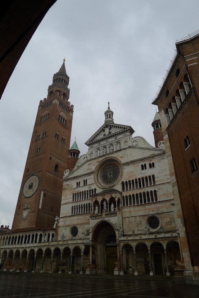 Duomo a zvonice Torrazzo
