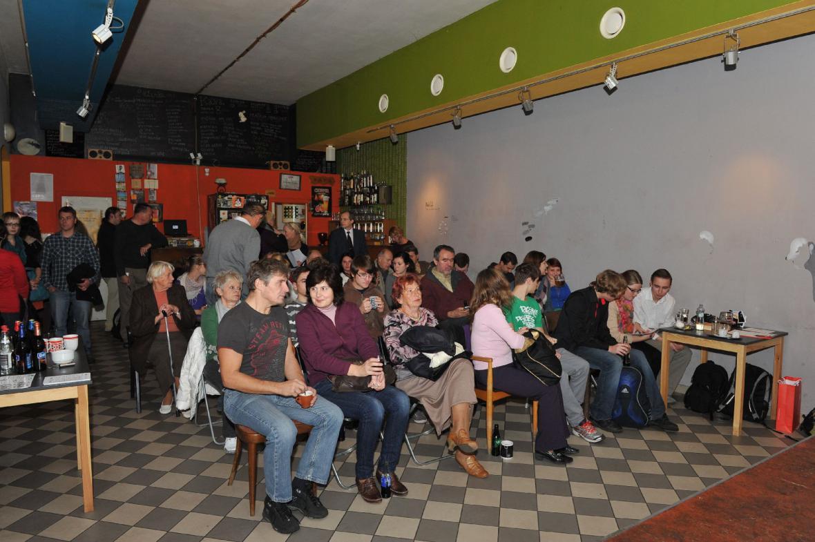 Univerzita Pardubice - Science Café