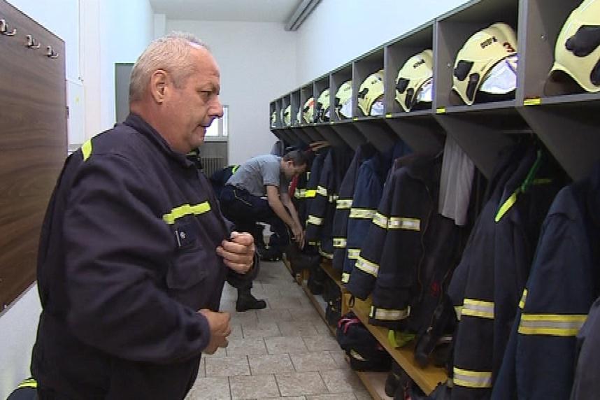 Dobrovolní hasiči ze Strážnice