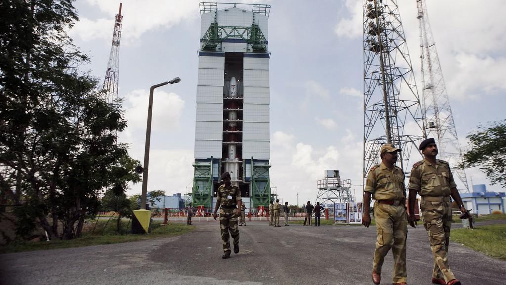 Indická sonda zamíří k Marsu