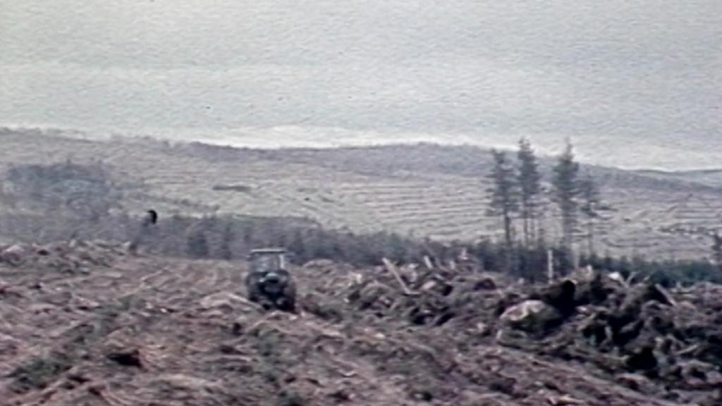 Takto vypadaly Krušné hory počátkem osmdesátých let