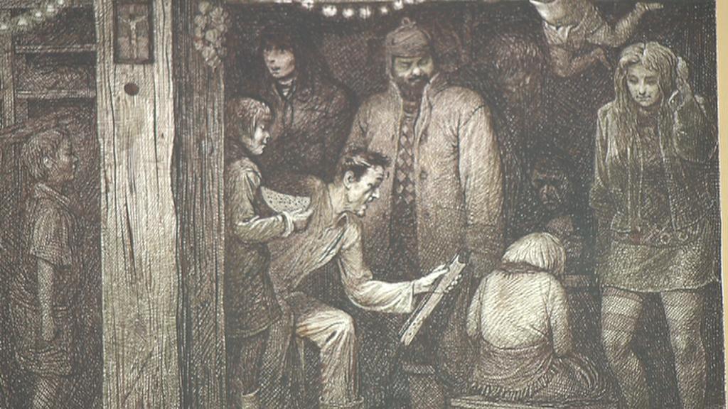 Komiks z devatenáctého století