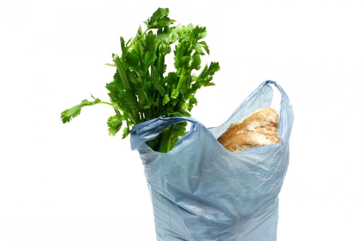 Plastová taška