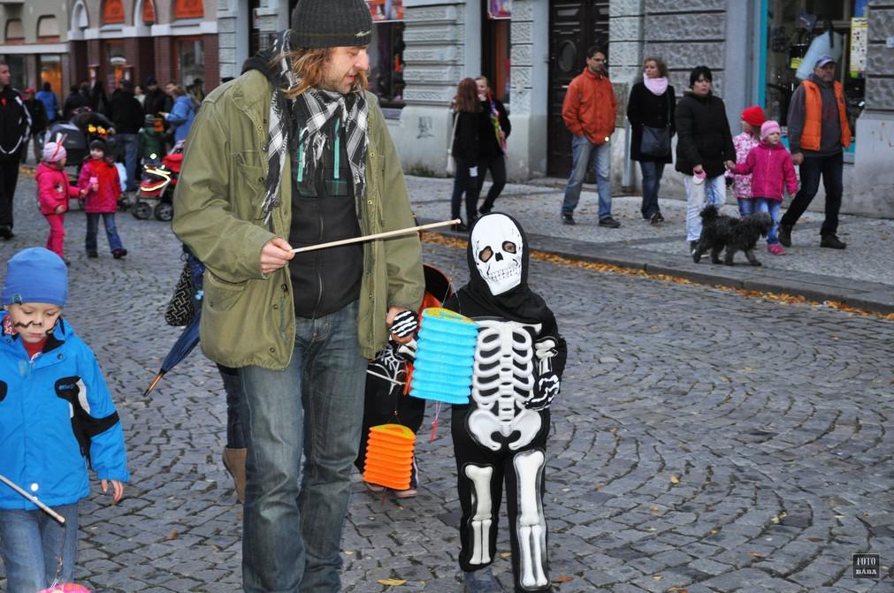 Halloween v Lounech