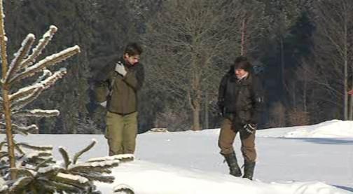 Dobrovolníci vyrazili sčítat šelmy v Beskydech