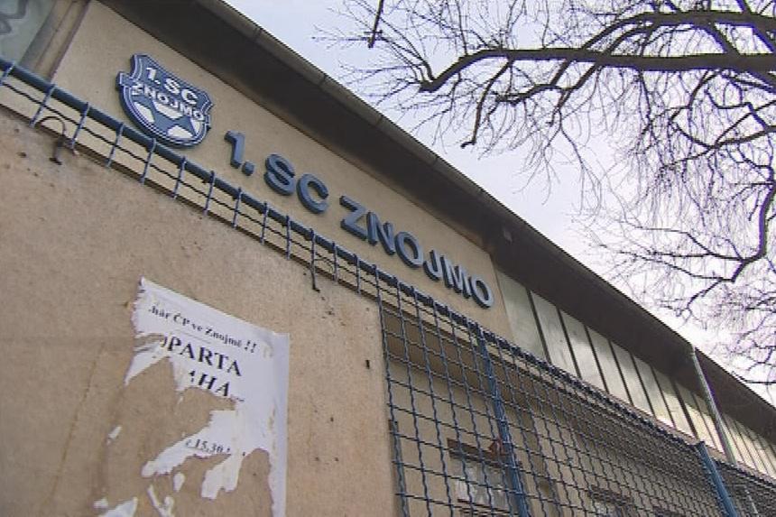 Znojemský fotbalový stadion