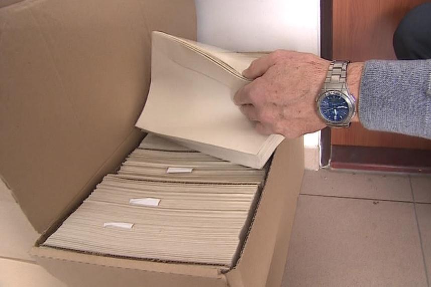 Hlasovací obálky