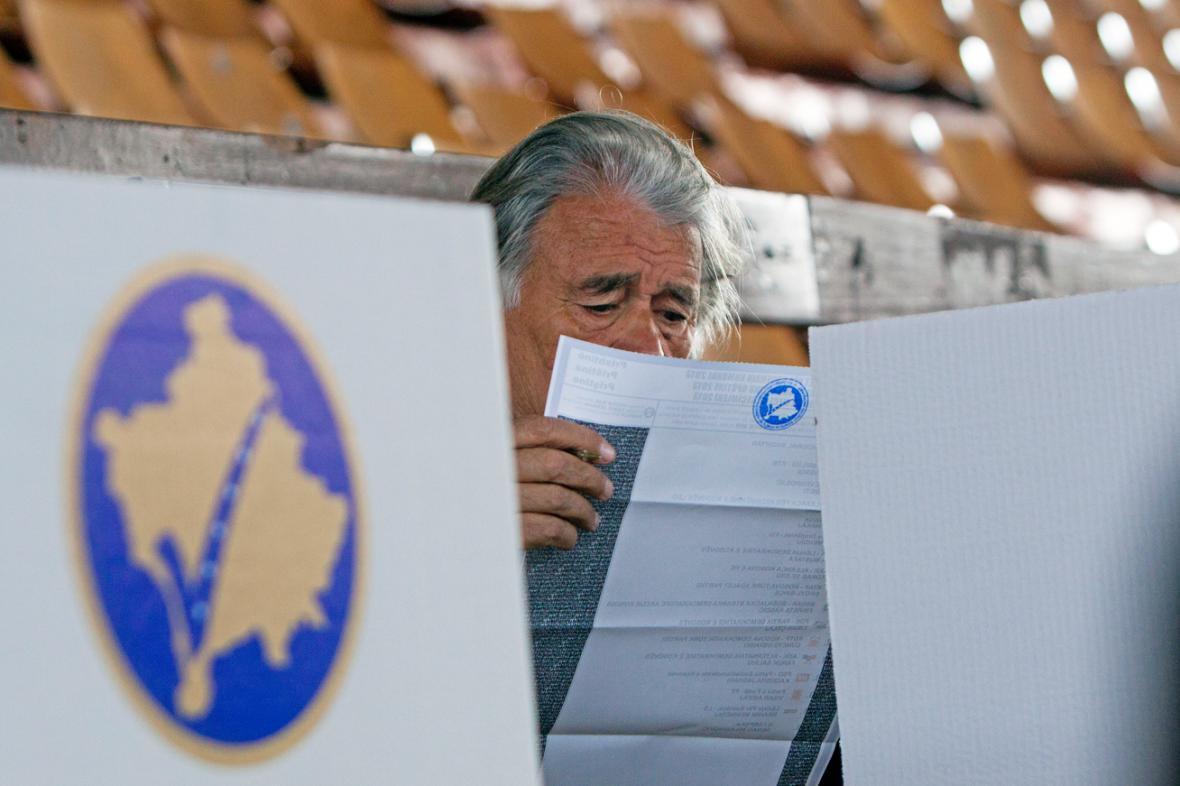 Místní volby v Kosovu