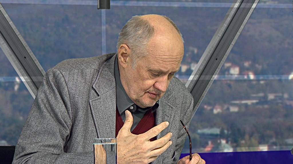 Václav Bělohradský v OVM