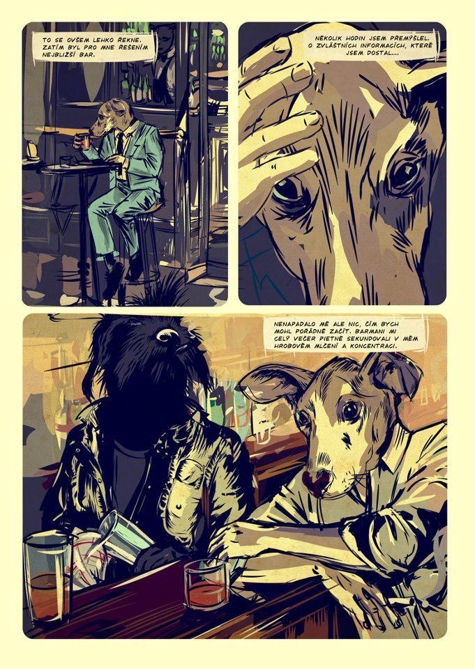 Brutto #7: Pippo a zlatý brouk