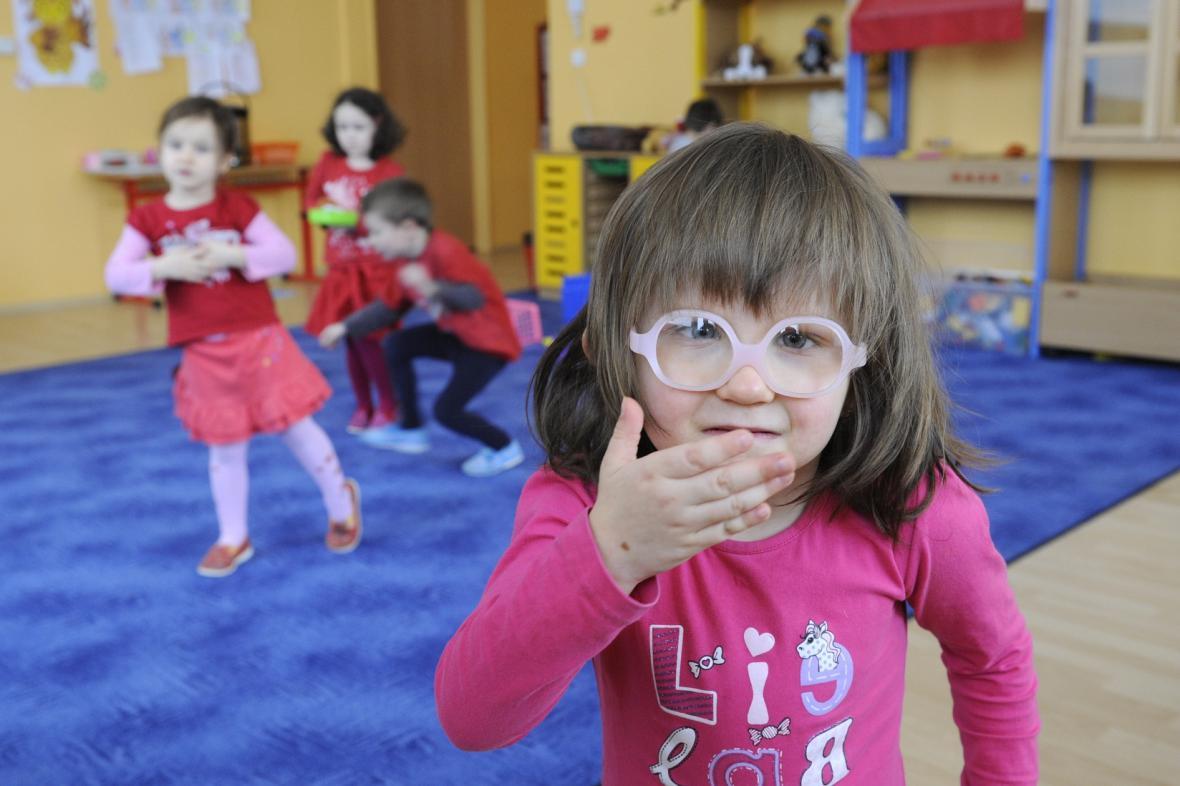 Dětí s vrozenou vadou přibývá - ilustrační foto