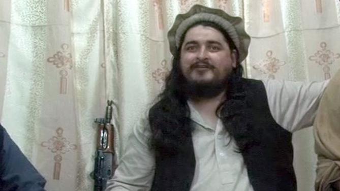 Šéf pákistánského Talibanu Mahsúd