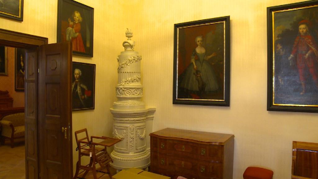 Třebíčský zámek po rekonstrukci