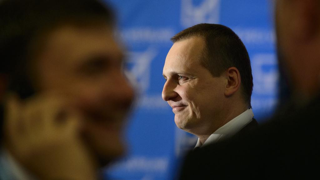 Vít Bárta byl zvolen předsedou VV