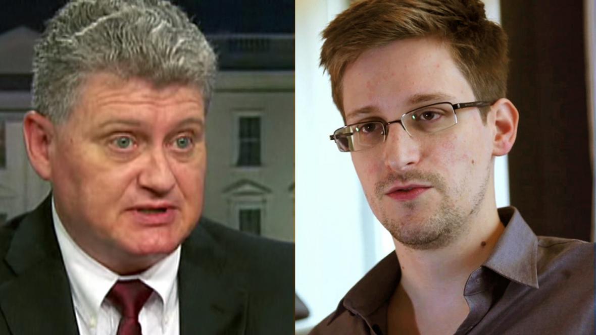 Lon a Edward Snowdenovi