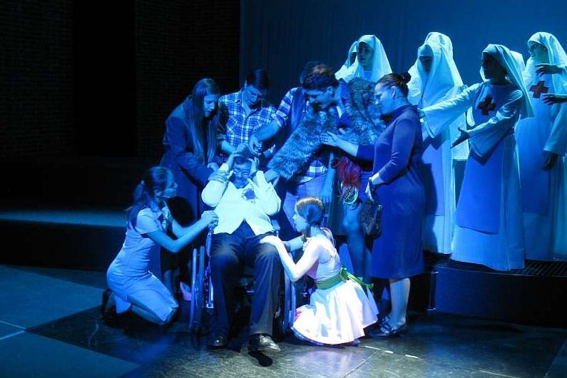 Představení Jerry Springer: Opera