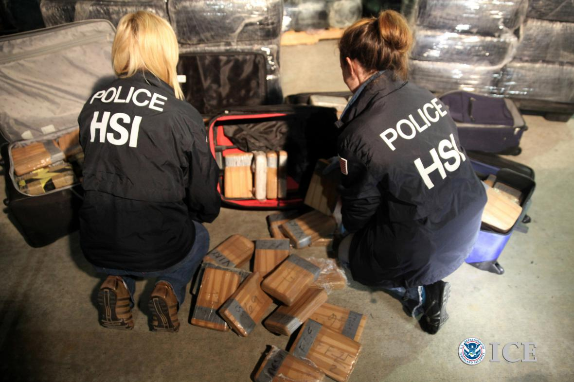 Policie našla pod americko-mexickou hranicí tunel pro pašování drog