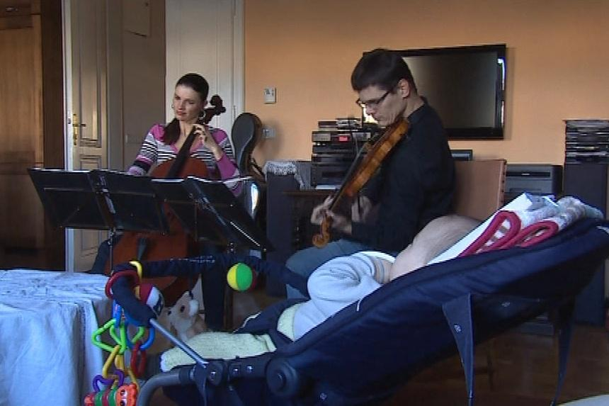 Rodina hudebníků
