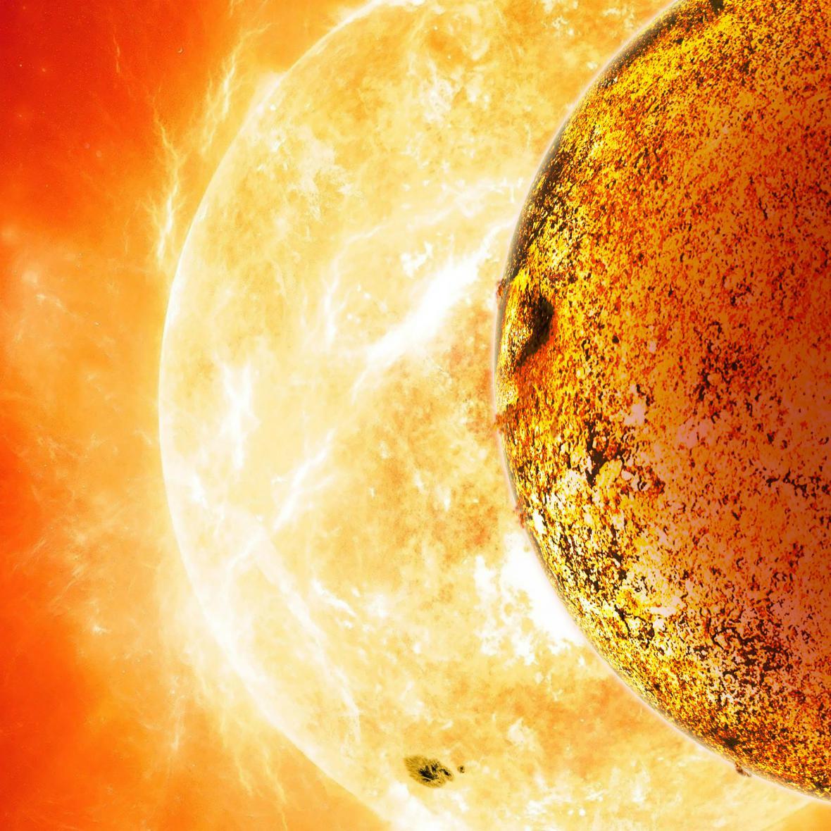Planeta Kepler 78b
