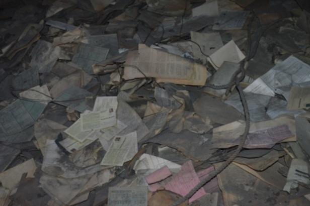 Staré archiválie