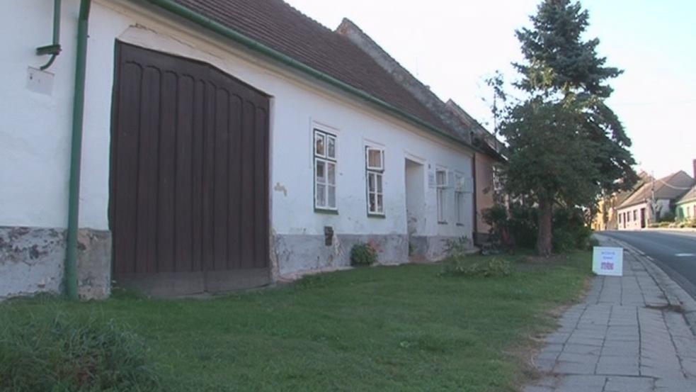 Dům, ve kterém je krumvířské muzeum
