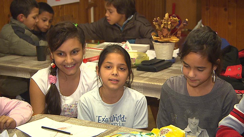 Začleňování Romů v Obrnicích