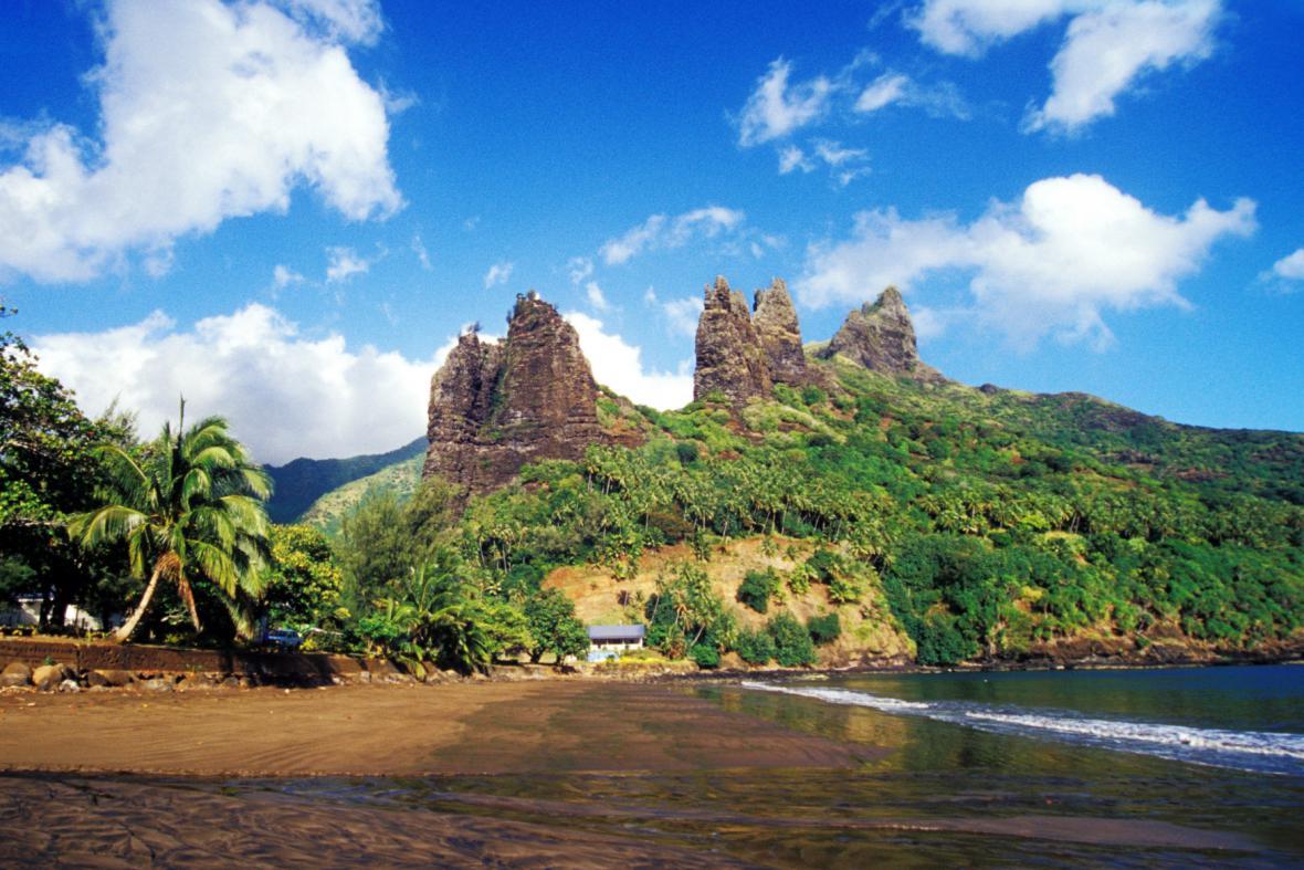 Markézy - Francouzská Polynésie