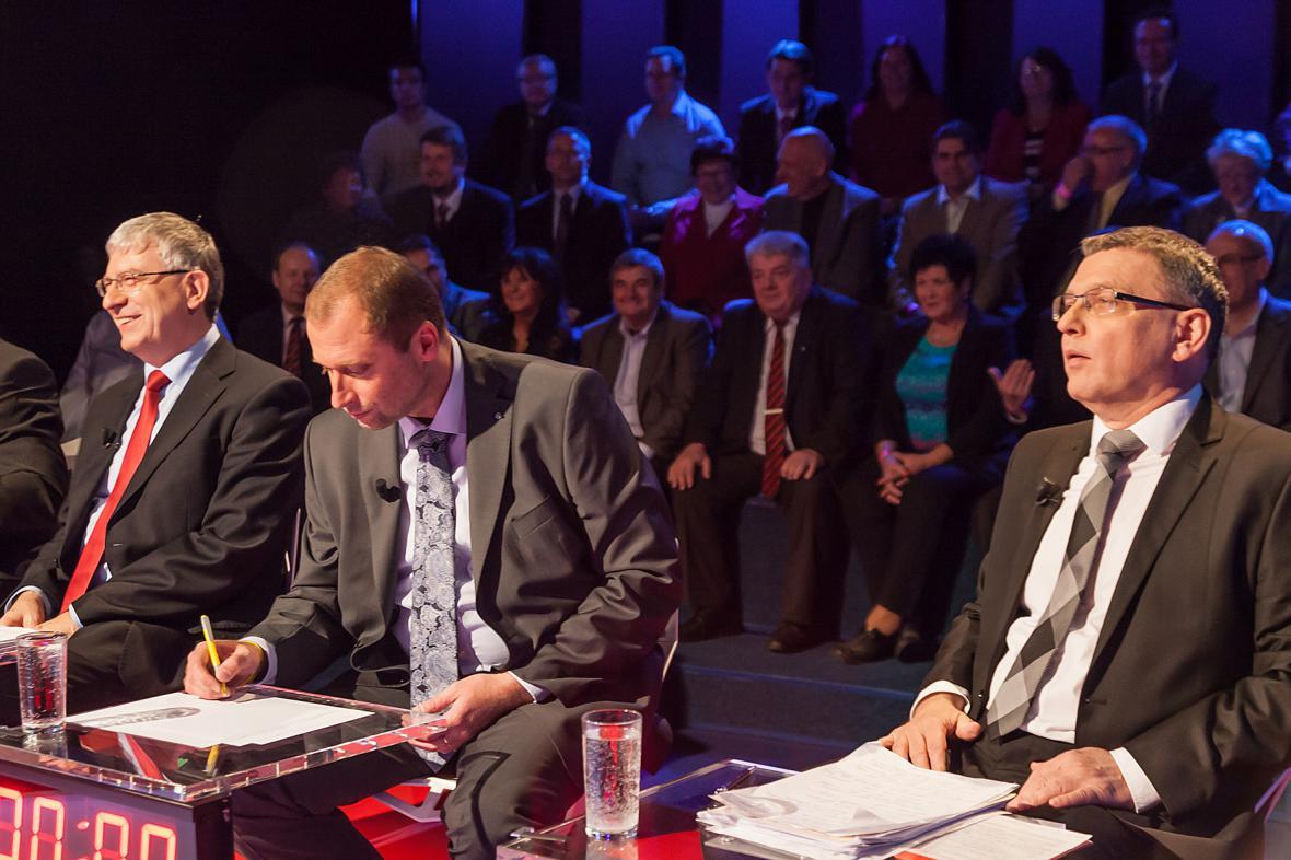 Předvolební debata z Ostravy