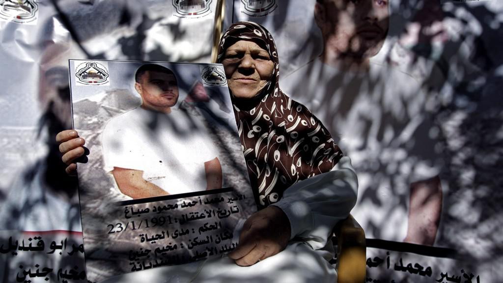 Propouštění Palestinců