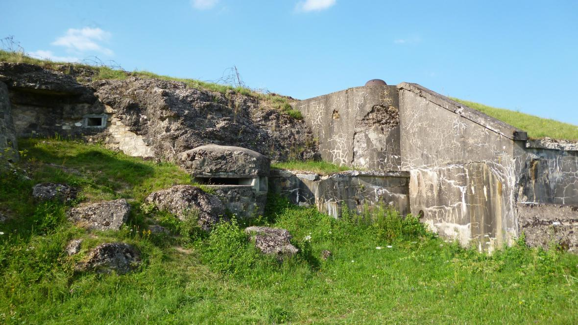 Pevnost Douamont
