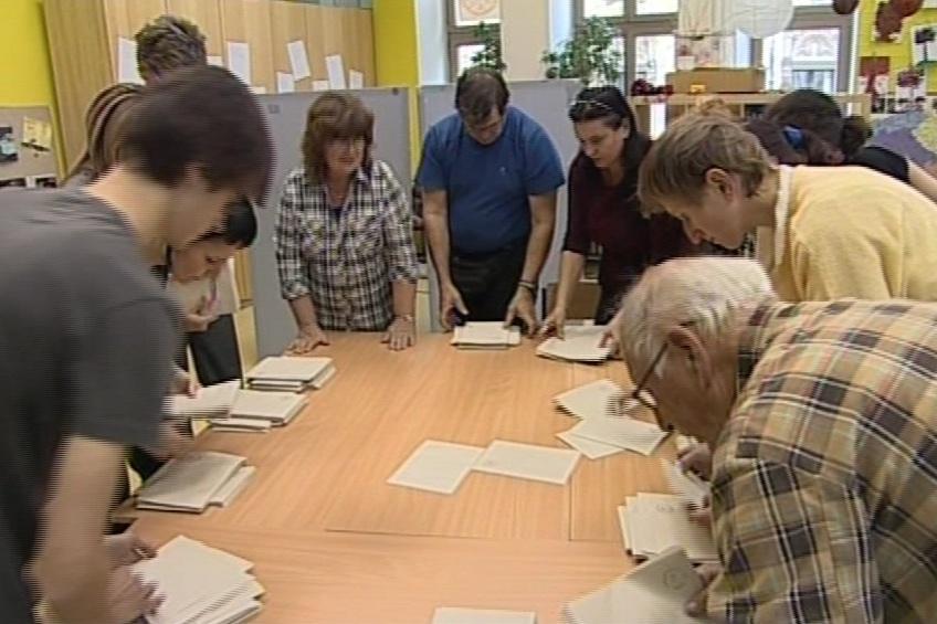 Sčítání hlasů