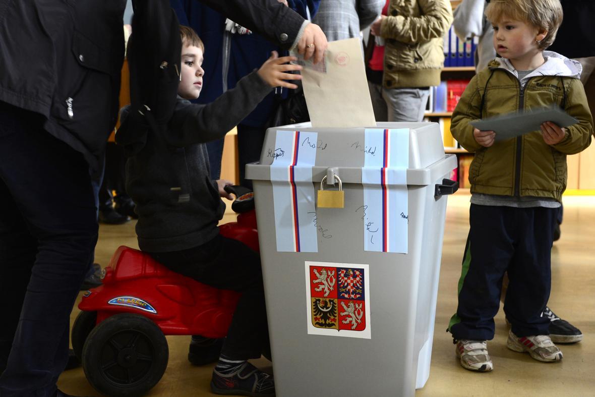 Předčasné parlamentní volby
