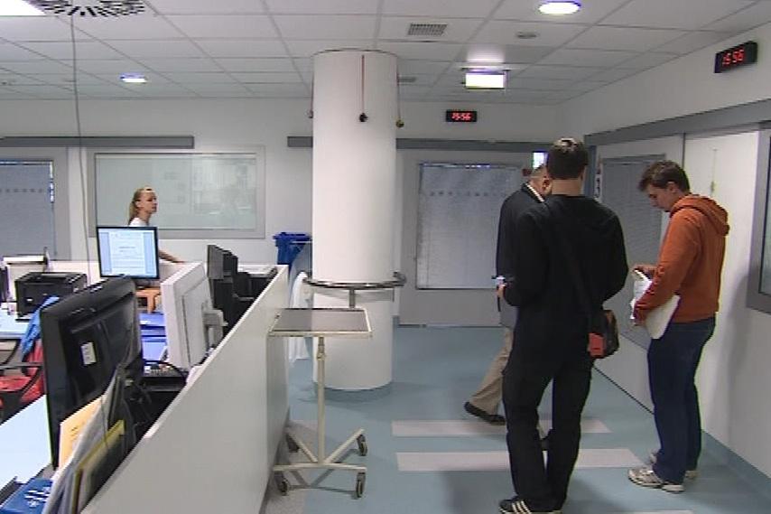Volby v nemocnici