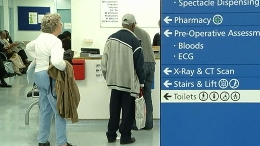 Britské zdravotnictví