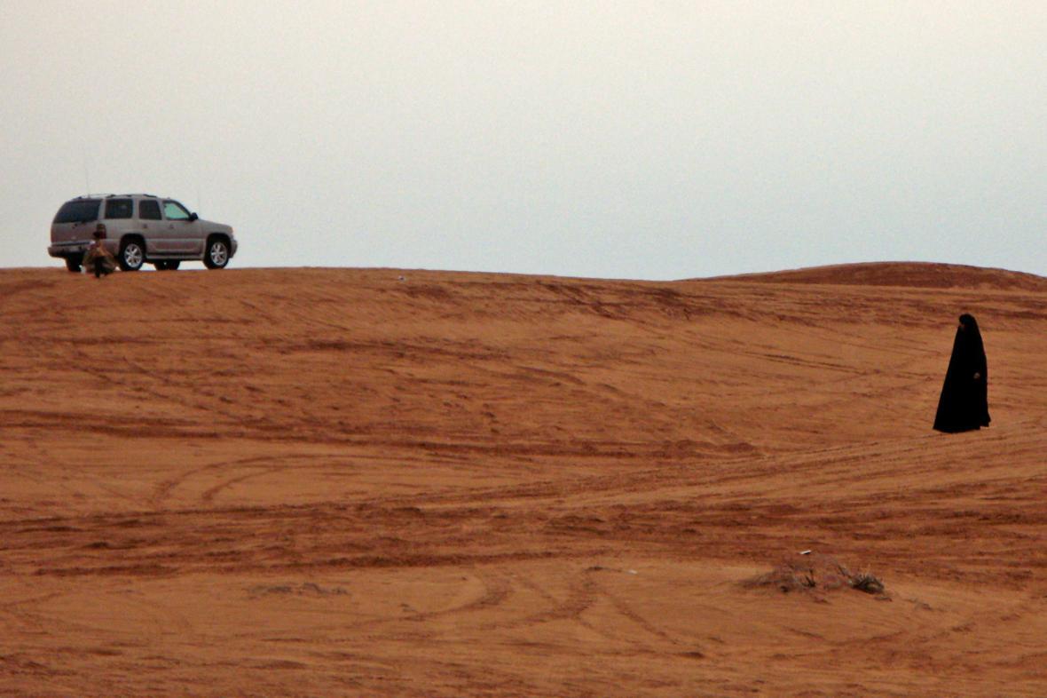 Saúdské Arabky za volant nesmějí