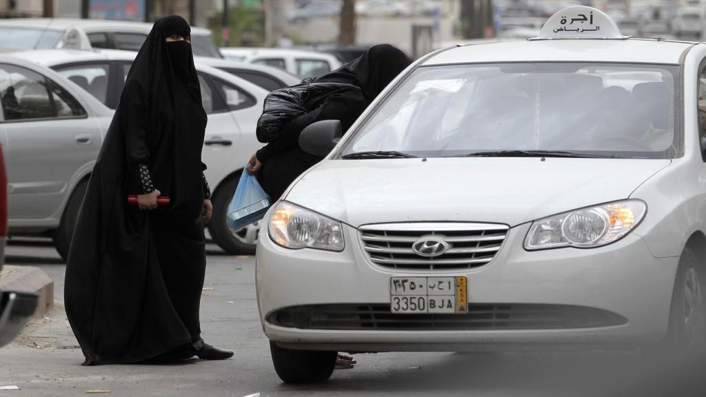 Saúdskoarabské ženy