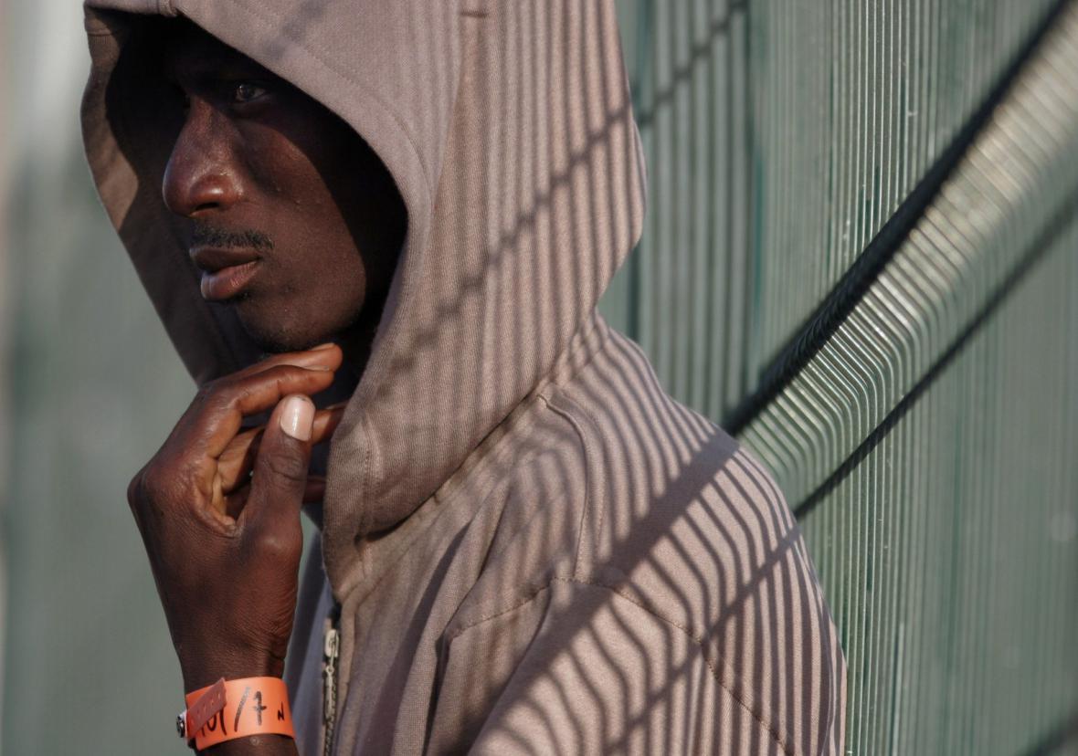 Afričtí uprchlíci v Evropě