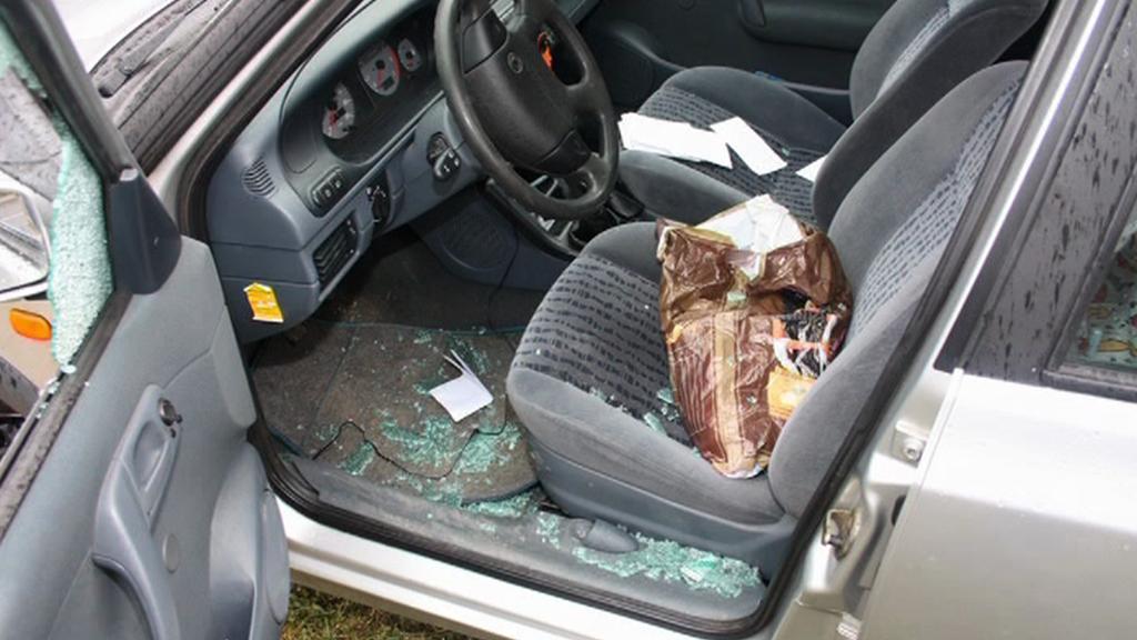 Vykradené auto
