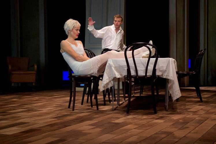 Pavel Batěk a Andrea Elsnerová v Nesnesitelných svatbách